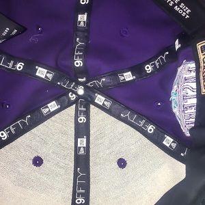 New Era Accessories - Charlotte Hornets SnapBack